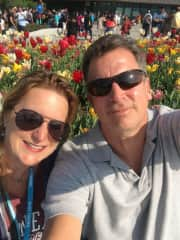 Troy and Stef - in the Netherlands (2018)