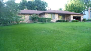 My home in Indiana