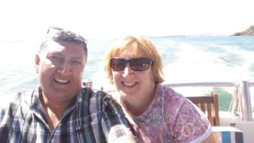 Sheila & Don