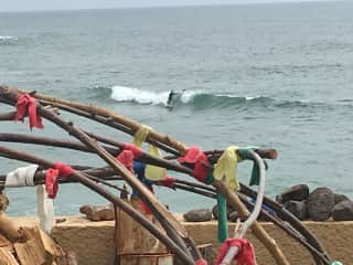 StandUp paddle surfing and sweatlodge in Rosarito, Baja Norte