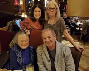 Family friends in Dallas, Texas