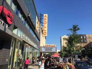 Apollo Theater, Harlem