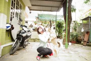 Me and my dog Xu