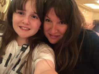 Myself and My Daughter