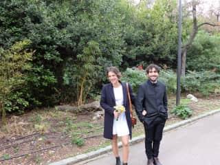 Sarah & Argenis