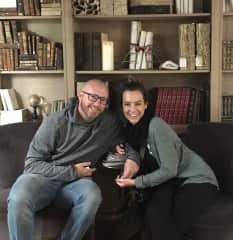 Gary and Natalie