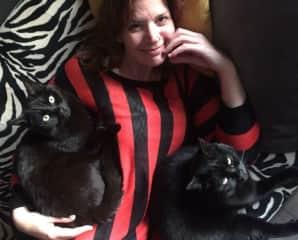 Edje & Ozzy, also my cats ♥️
