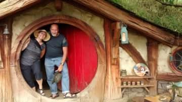 Traveling - Hobbiton, New Zealand