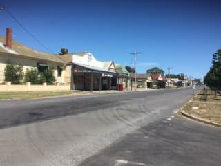 Our small country town of Avoca