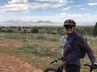 Gravel biking mecca!