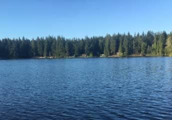 Beautiful Goss Lake  shot 1