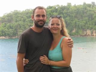 David and Nadine