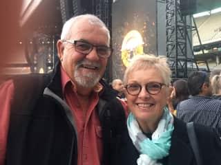 Ken and Wendy Baldwin