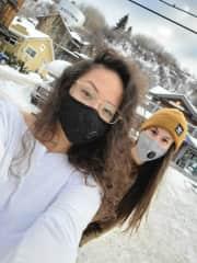 Colorado winter wonderland!