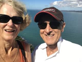 Terry and Glenda
