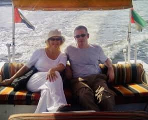 Before retiring we spent 3 years in Dubai and 6 years in Singapore.