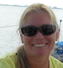 Elise, sailing, Sarasota, Florida