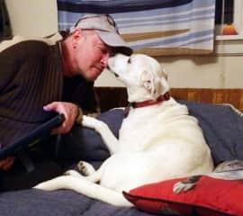 I've dog sat Fern several times in Richmond, VA.