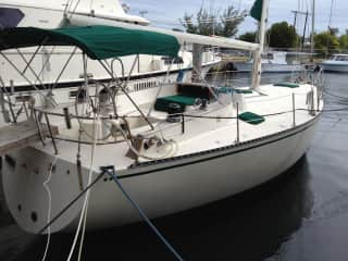 My prior boat lived on for 2 years