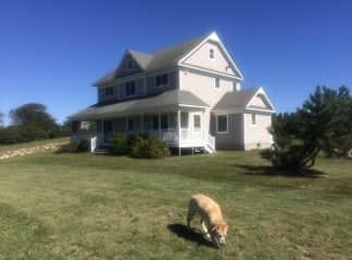 The family house on Block Island & Miller!