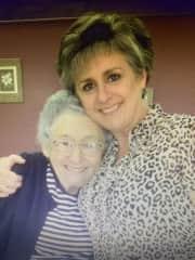 My beloved mum, RIP