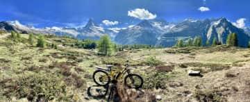 Mountainbiker paradise