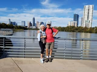 Me and Mike in Austin, TX October 2018