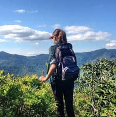 Hiking in North Carolina