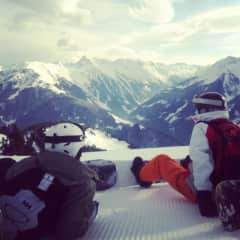 Of course Snowboarding - I'm coming from Austria