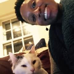 Mr. Chai, along term cat family member.