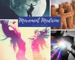 """My """"logo"""" if you will for MovementMedicine.love"""