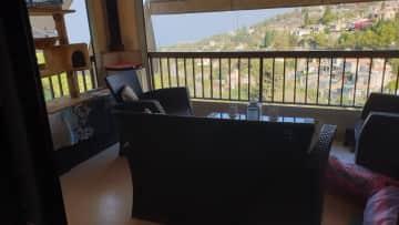 Balcony relaxation