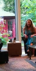 Lotchi & Lori in Holland