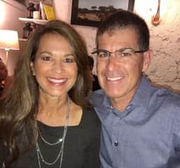 Greg and Crystal