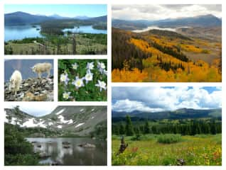 Various views of Summit County