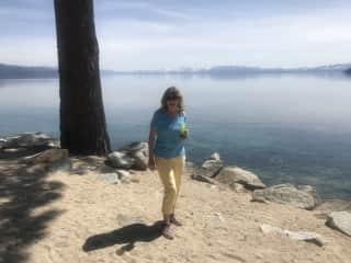 Kathryn by Lake Tahoe