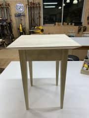 I make furniture.