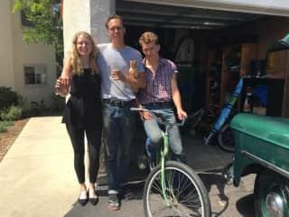 The Kids- Codi, Zane, and Colton