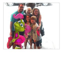Ma petite famille.