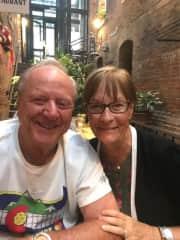 Suellen and Bill Ikenberry
