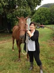 Farm Sitting ...horses, dogs, cats & chooks
