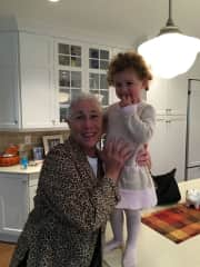 Me with my sweet Julia who I nannied for 2 years