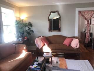 Living Room/ Penelope's HQ