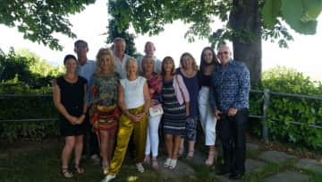 The Piedmonte party June 2017