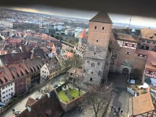 Nuremberg, Germany. Part of my daughters and I travel adventures this spring(' 18)through Brussels, Netherlands, Germany, and Prague