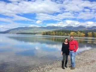 Lake Whitefish, Montana