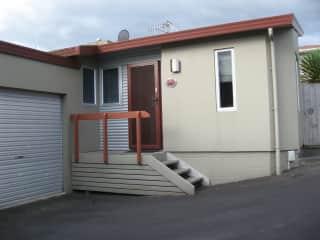 Front entry/garage