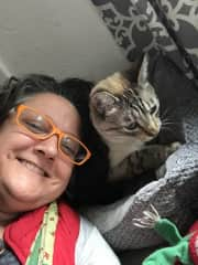 A selfie with Kian