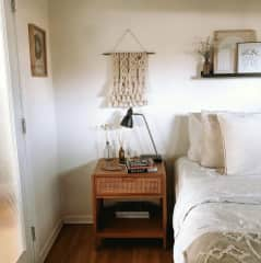 Guest Room/Library Room