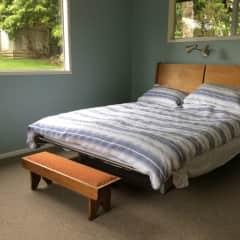 Sitters bedroom